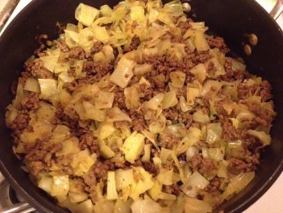 Cumin Beef & Cabbage