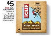 Target CLIF 0819